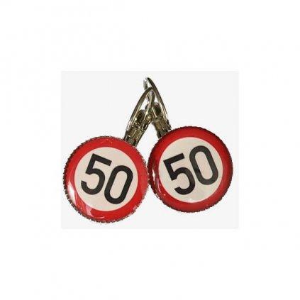 Náušnice 50