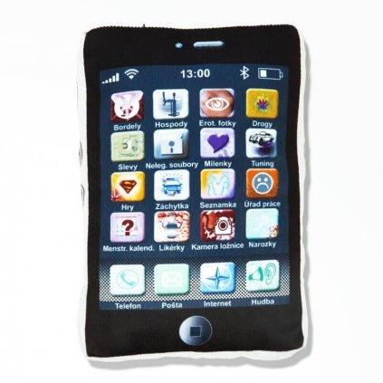 Vankúš smartfon iPhone