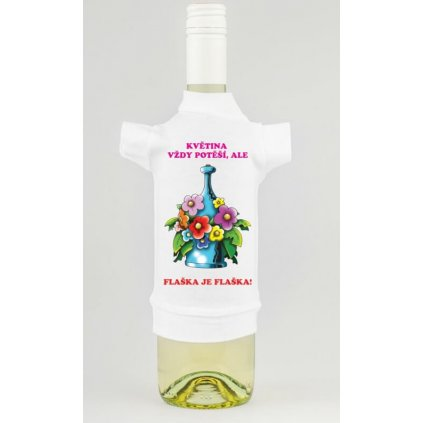 Triko na lahev - Flaška je flaška