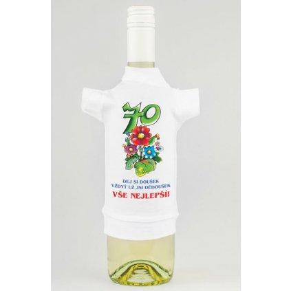 Triko na lahev - Sedmdesát