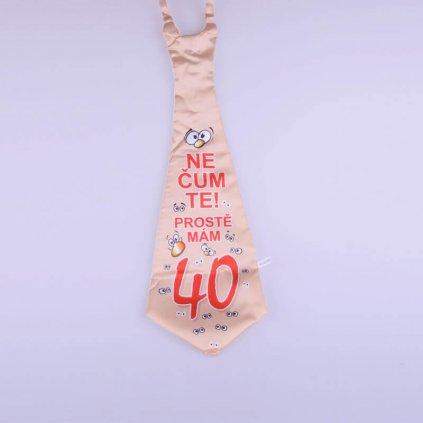 Kravata - Nečumte 40