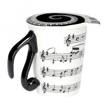 Hrnček pre hudobníkov
