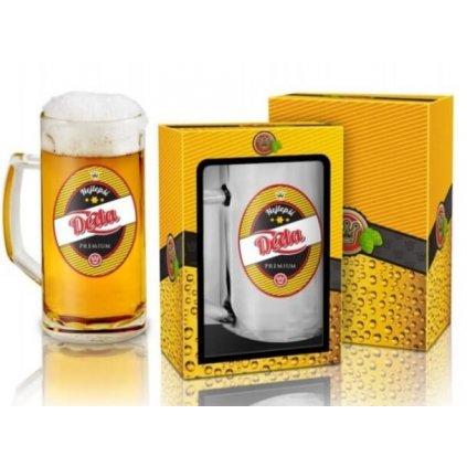 Půllitr na pivo - Nejlepší děda
