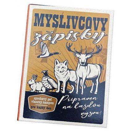 Kozmetická kniha pre poľovníkov