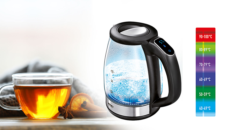 Teplý nápoj s MCZ-100