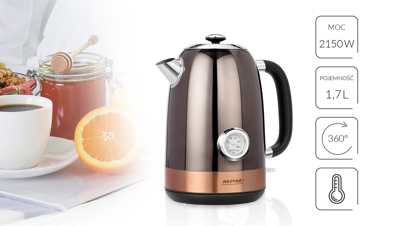 Káva nebo čaj s MCZ-87