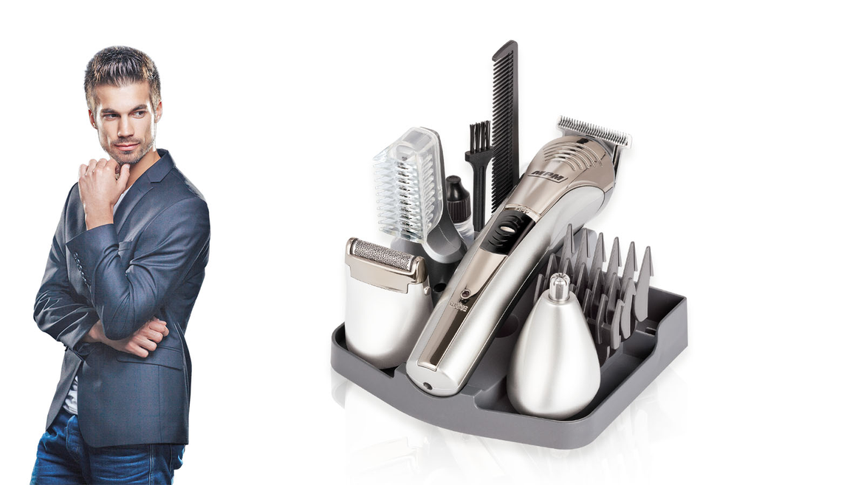 Úprava vlasů a vousů s MMW-04