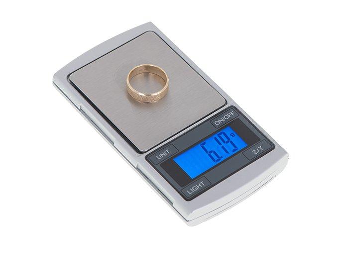 Kuch. váha pro precizní vážení Adler AD3168