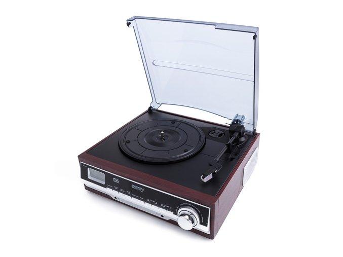 Gramofon s rádiem a BT/MP3/USB Camry CR1168