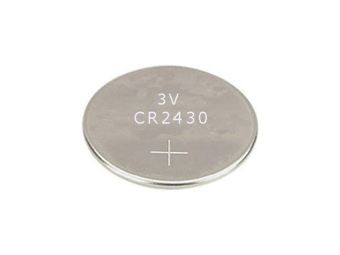 CR2430 3V lithium Tinko