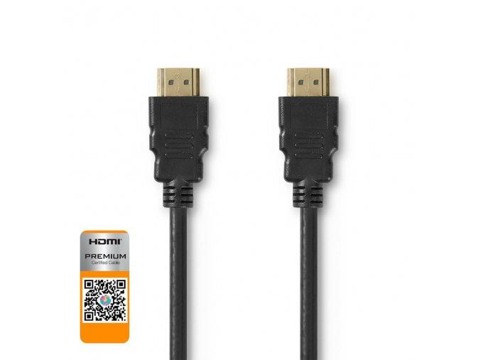 Kabel Premium High Speed HDMI 1m
