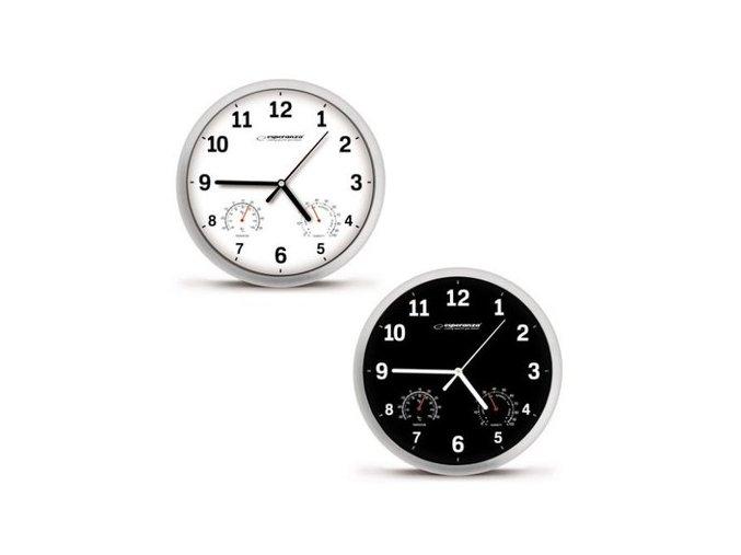 Nástěnné hodiny Esperanza Lyon