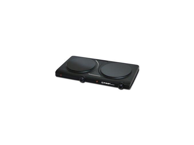 Sklokeramický dvouplotýnkový vařič FA5096-2