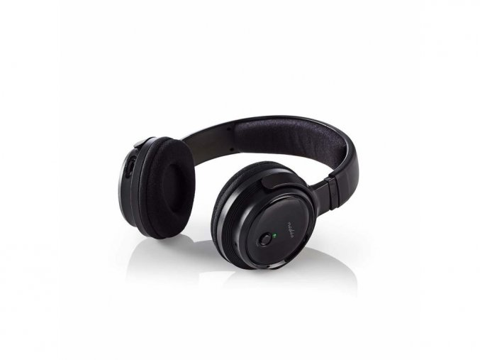 Bezdrátová sluchátka Nedis