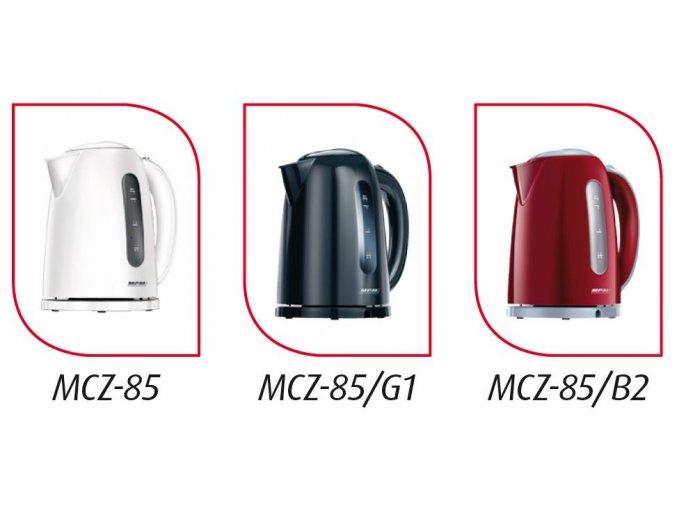Rychlovarná konvice MPM MCZ85
