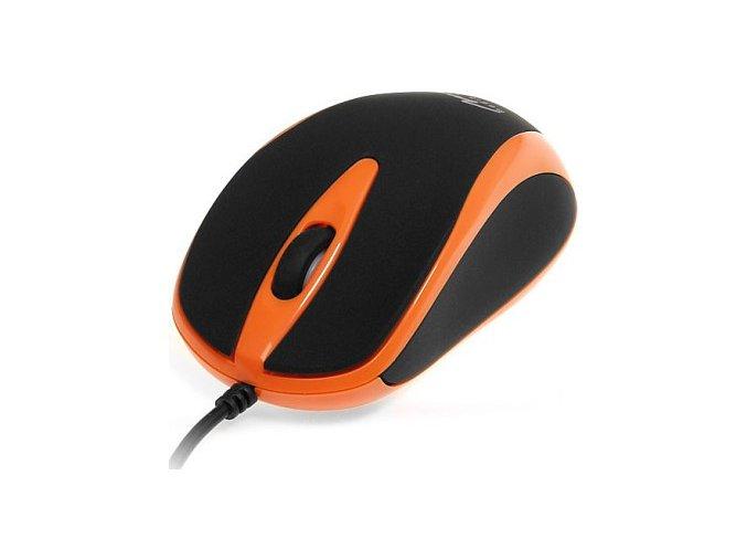 PC myš Media-Tech MT1091O oranžová