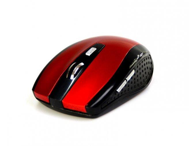 Bezdrátová myš Media-Tech MT1113R - červená