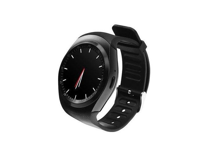 Chytré hodinky Media-tech MT855 Round Watch GSM