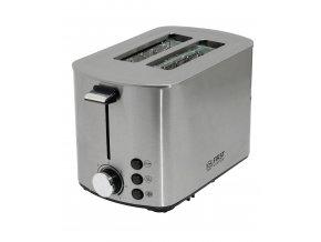 Toaster nerezový First
