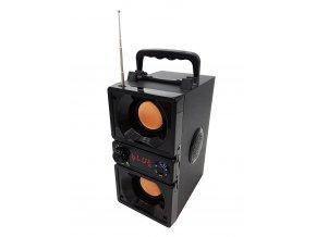 BT reproduktor Mediatech Boombox Dual