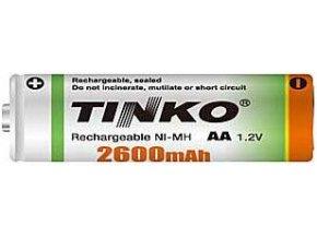 Nab. baterie NiMH AA(2600mAh) - 1ks