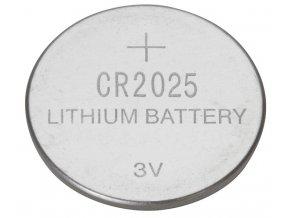 CR2025 3V lithium baterie 1ks