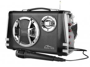 BT reproduktor Media-tech MT3149 Karaoke Boombox
