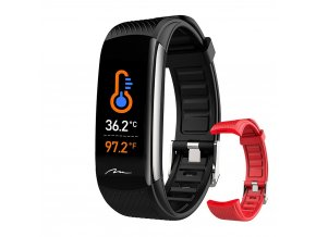 Chytré hodinky Media-tech MT866 ActiveBand Temp