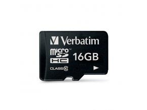 micro SDHC 16GB Class 10 +adapter