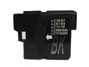 Brother LC-985 Bk - kompatibilní cartridge