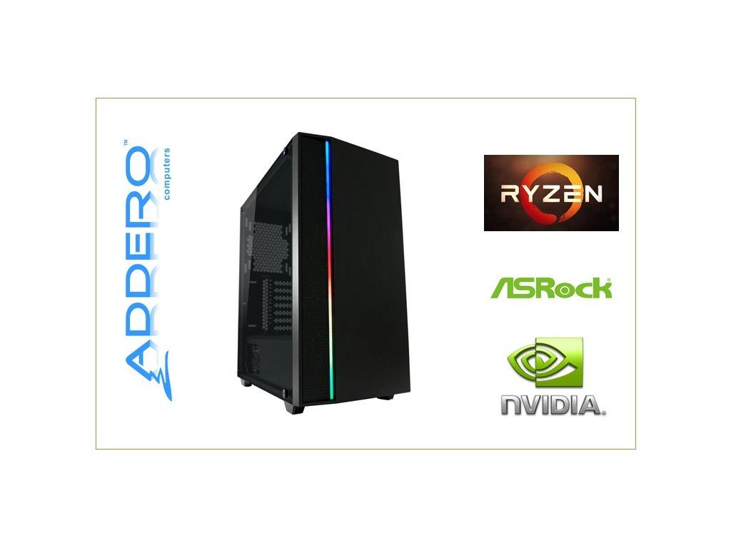 1stCOOL Gamer3 + AMD R5 + ASRock + nV