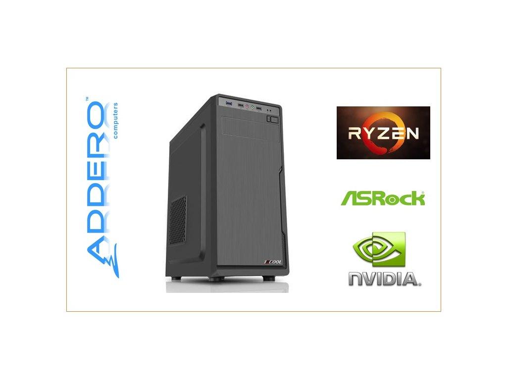 1stCOOL Jazz1 + AMD R3 + ASRock + nV