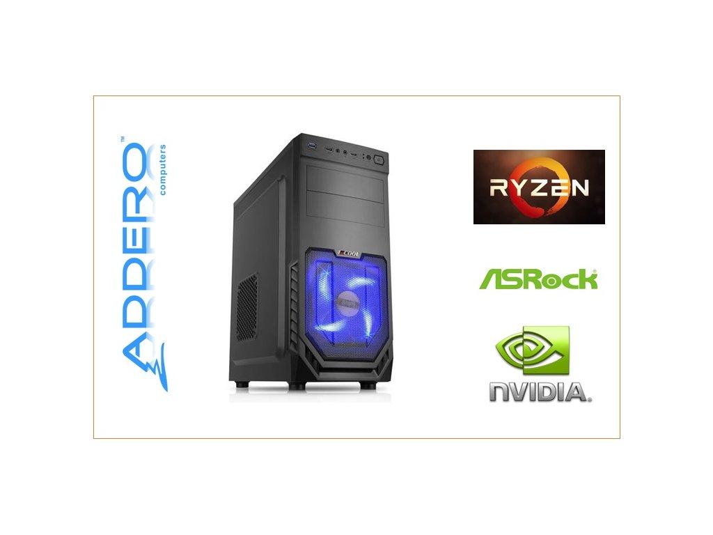 1stCOOL Rainbow1 + AMD R3 + ASRock + nV