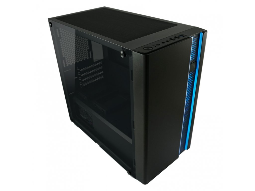 LC Power 706B + AMD R5 + ASRock + nV