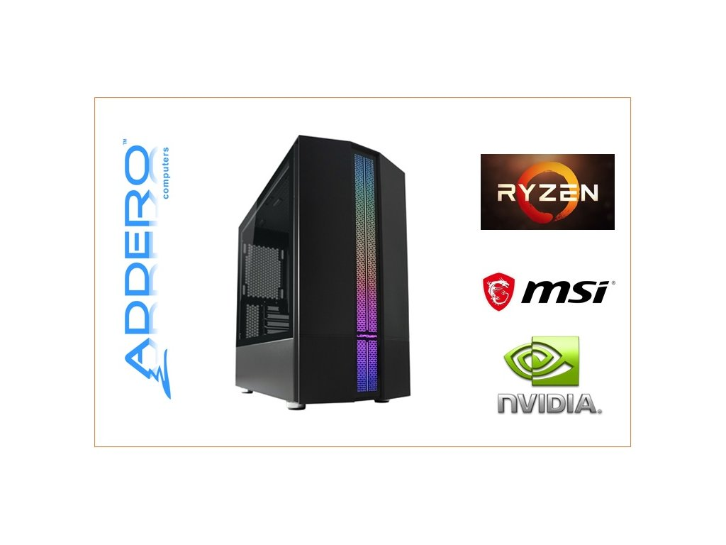 1stCOOL Rainbow 3 + AMD R5 + ASRock + nV