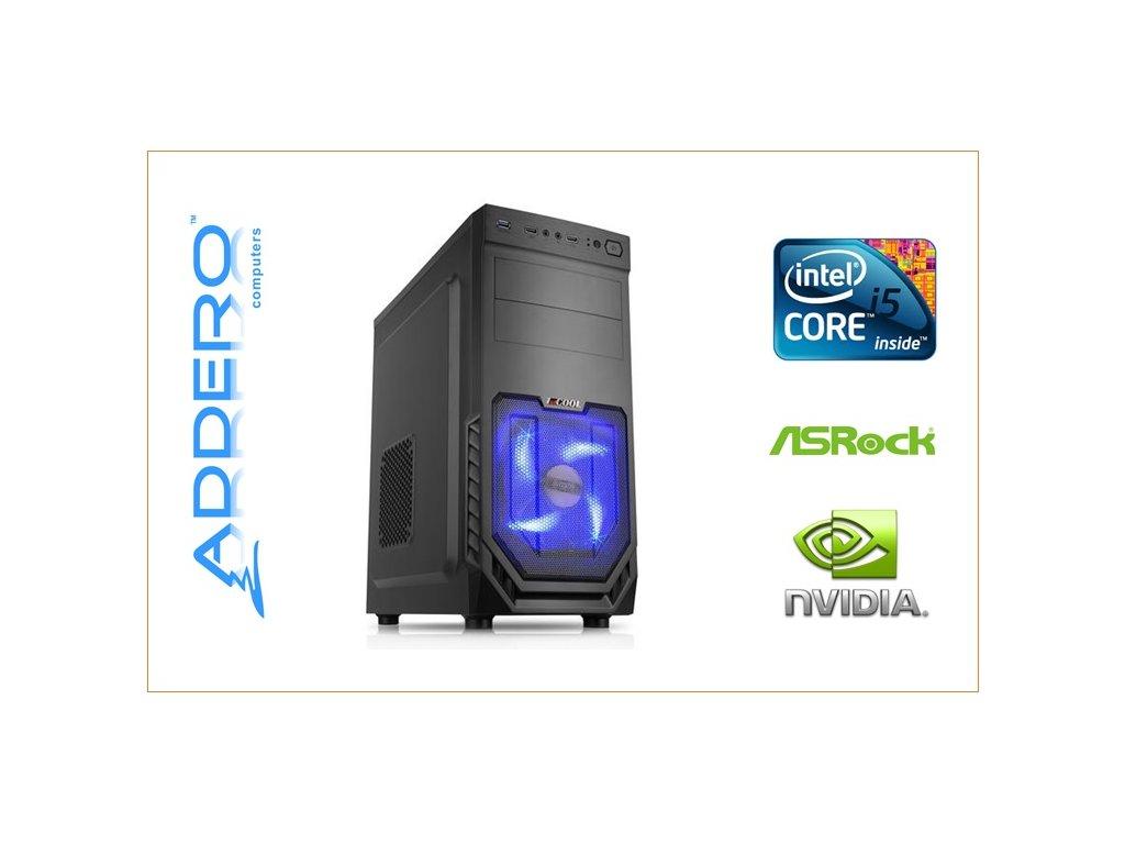 Aerocool Cylon + i5 + ASRock + nV