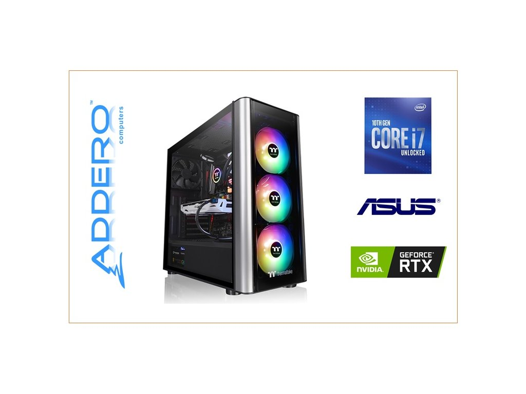 LC Power 708MB + i7 10 + ASRock + RTX