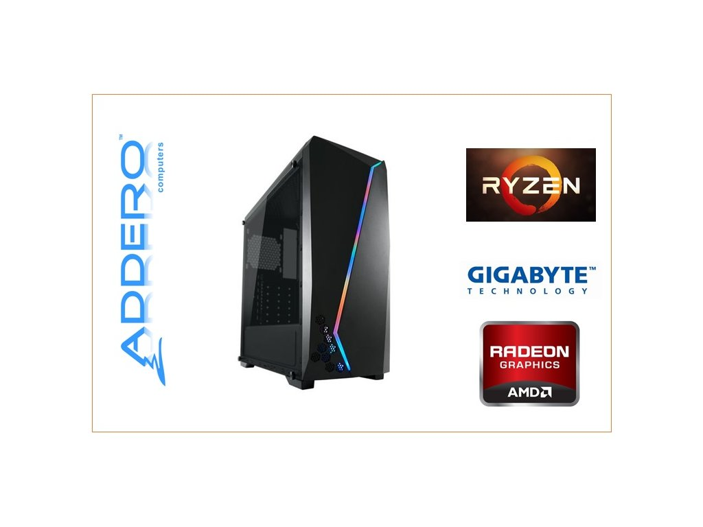 LC Power 700MB + AMD R5 + Gigabyte