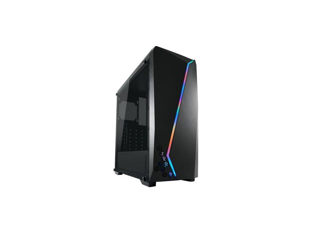 1stCOOL Rainbow 3 + AMD R5 + ASRock