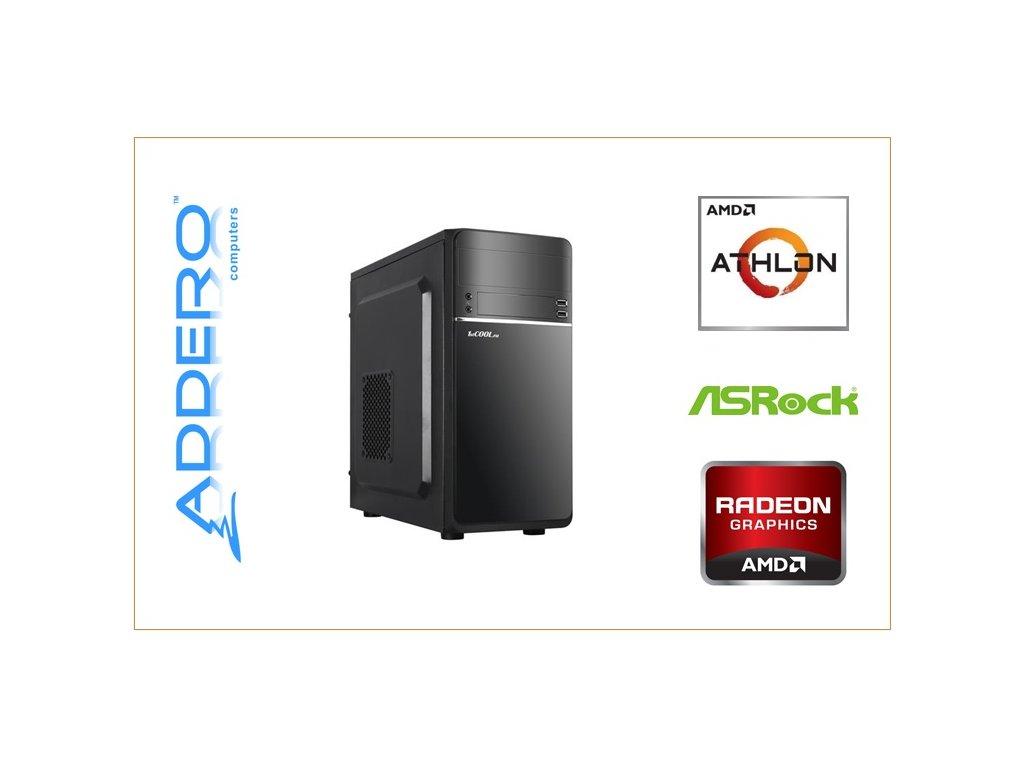 1stCOOL Step3 + AMD Athlon + ASRock U3