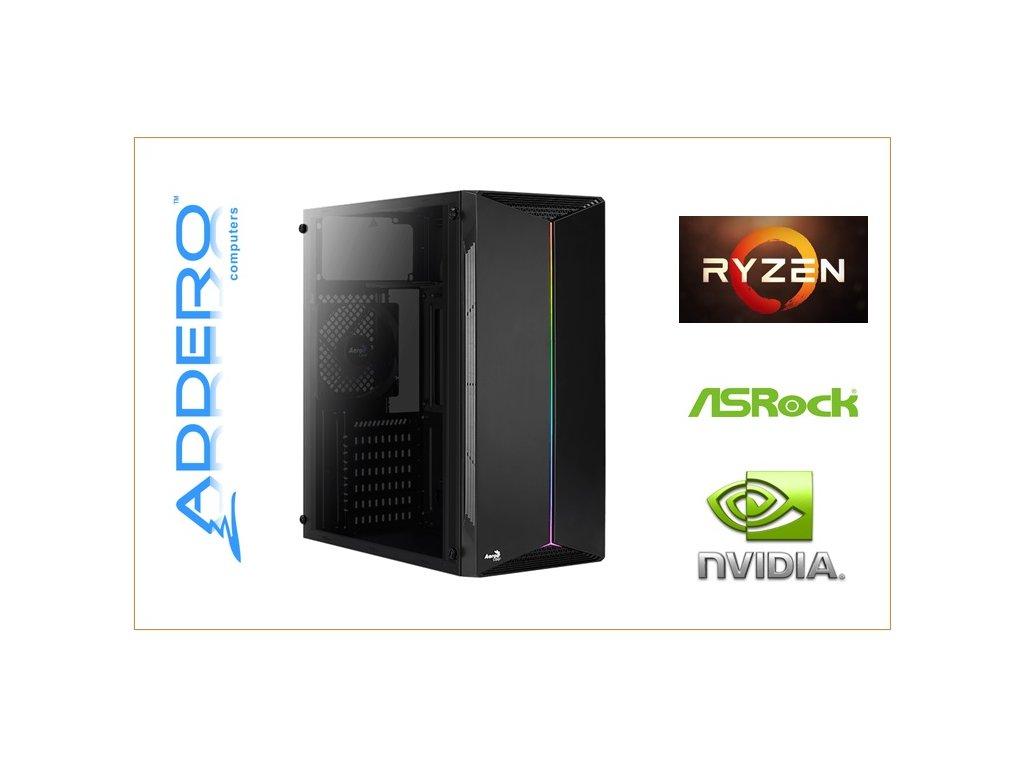 Aerocool Split + AMD R5 + ASRock + nV