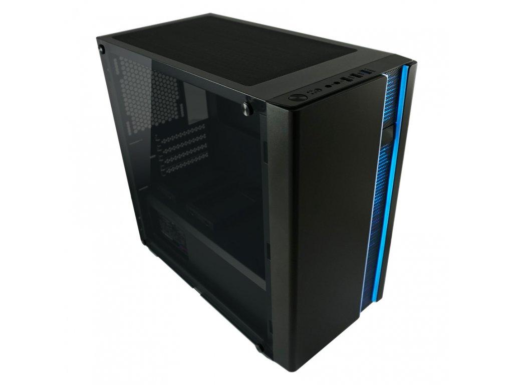 1stCOOL Rainbow 1 + i3 10 + ASRock + nV