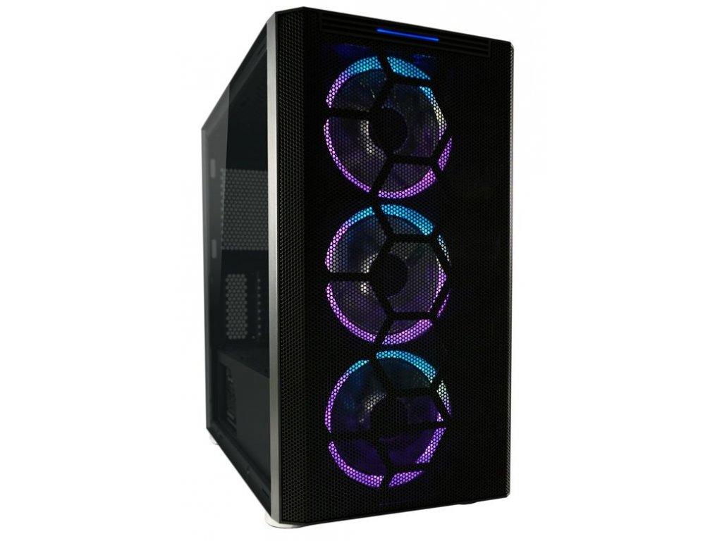 LC Power 705MB + AMD R5 + Gigabyte + nV