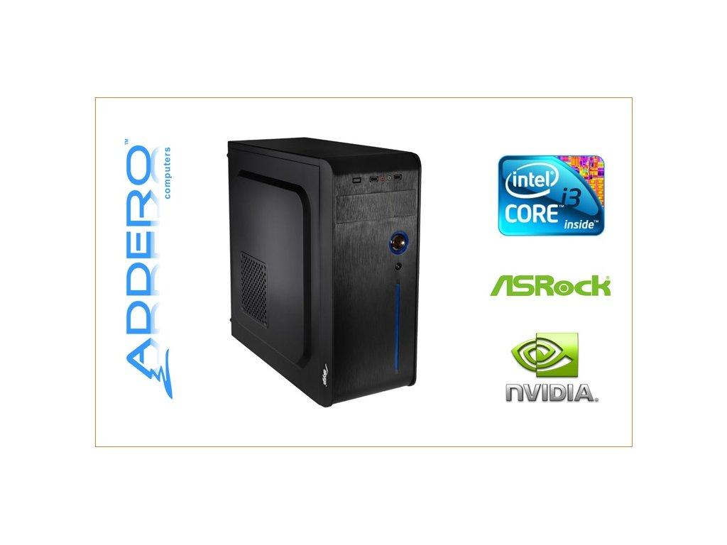 Aerocool Streak + i3 + ASRock