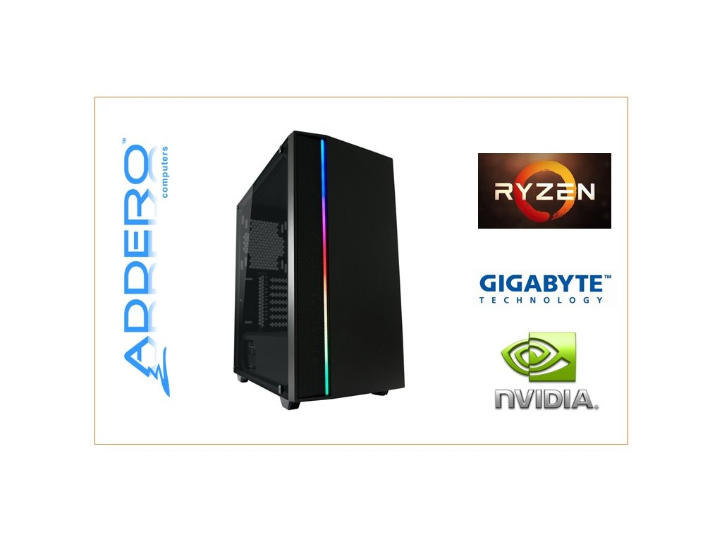 LC Power 706B + AMD R5 + Gigabyte + nV