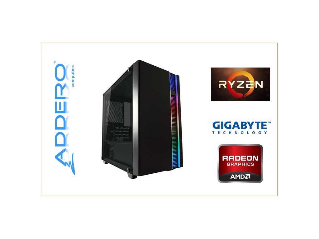 LC Power 705MB + AMD R5 + Gigabyte