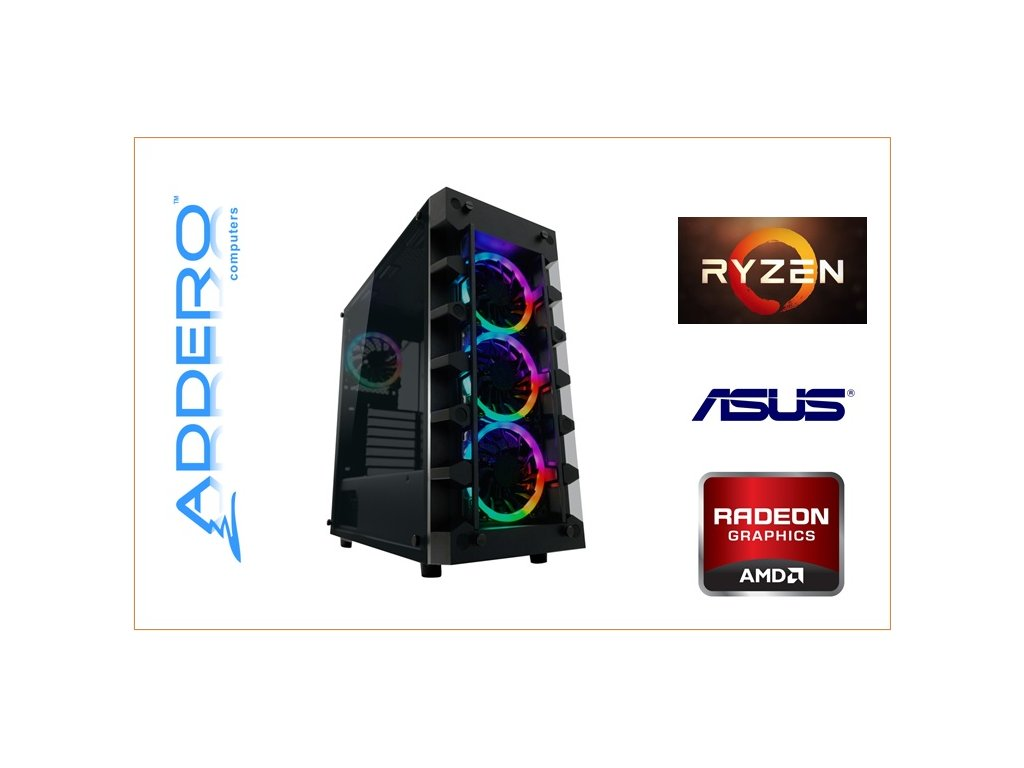 LC Power 709B + AMD R7 + ASUS
