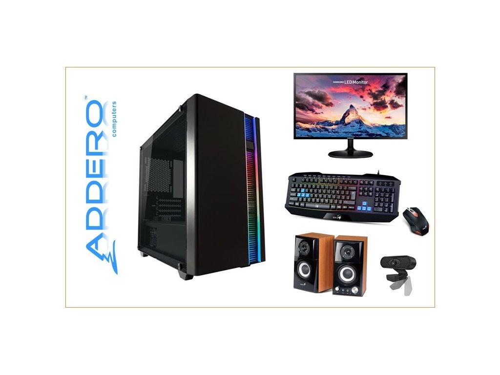 komplet LC Power 705MB + AMD R3 + ASRock 1