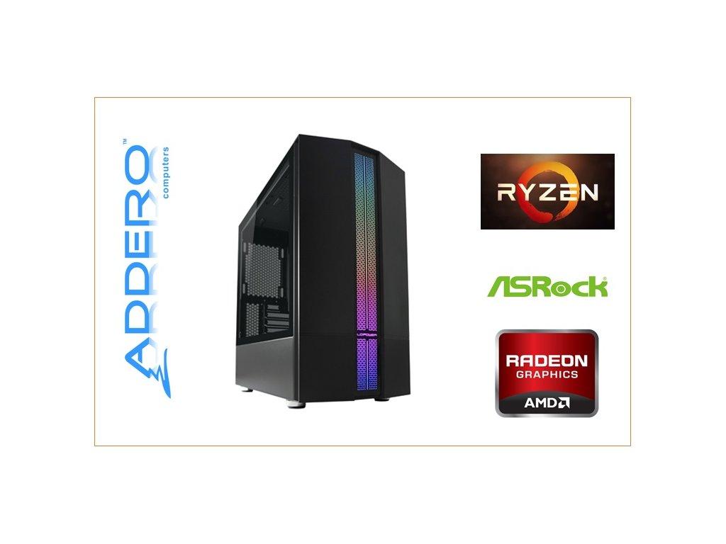LC Power 711MB + AMD R5 + ASRock