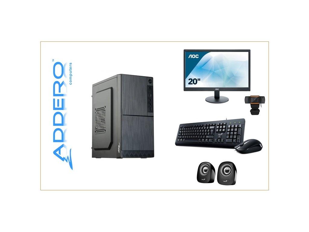 komplet Akyga AK35BK + AMD R3 + ASRock